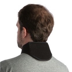 Nano cervical scarf mid regions