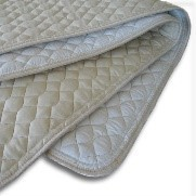Magnetic mattress blanket seat